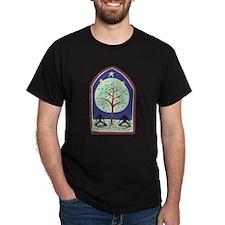 Tree Spirit Black T-Shirt