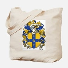 Haley Coat of Arms Tote Bag