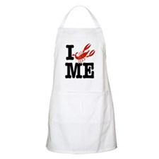 I Love ME (Maine Lobster) BBQ Apron