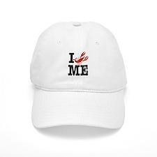 I Love ME (Maine Lobster) Baseball Cap