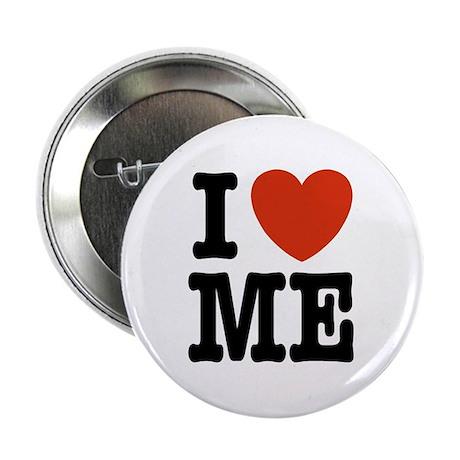 i love ME Maine Button