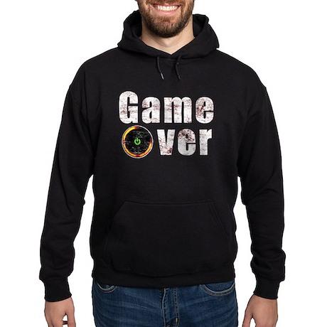 Game Over Hoodie (dark)