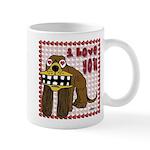 Valentine Dog Mug