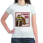 Valentine Dog Jr. Ringer T-Shirt