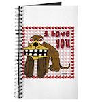 Valentine Dog Journal