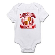 Barcelona Infant Bodysuit