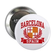"Barcelona 2.25"" Button"
