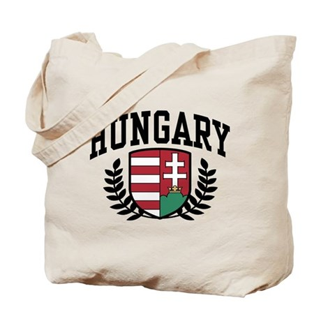 Hungary Coat of Arms Tote Bag