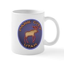 Park City Moose Designs Mug