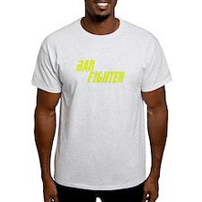 Bar Fighter (Fight Club) T-Shirt
