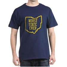 Worst State Ever (Ohio) T-Shirt
