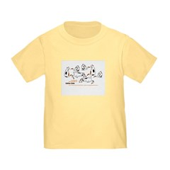 Calico Cats Toddler T-Shirt