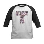 T Shirt Kids Baseball Jersey