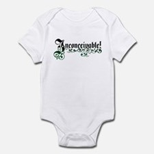 Inconceivable Infant Bodysuit