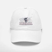 Retro Baseball Batter Baseball Baseball Cap