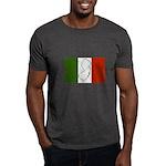 New Jersey Italian Flag Dark T-Shirt