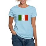 New Jersey Italian Flag Women's Light T-Shirt