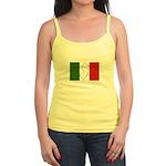 New Jersey Italian Flag Jr. Spaghetti Tank