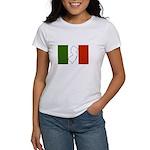 New Jersey Italian Flag Women's T-Shirt