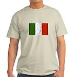 New Jersey Italian Flag Light T-Shirt