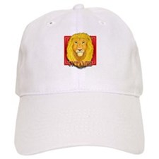 Untamed Lion Baseball Cap