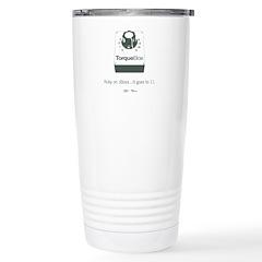 TorqueBox Stainless Steel Travel Mug