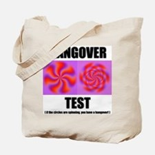 Hangover Test Tote Bag