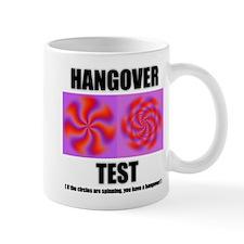 Hangover Test Mug