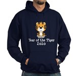 Year of the Tiger 2010 Hoodie (dark)