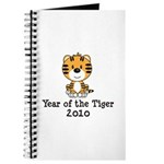 Year of the Tiger 2010 Journal