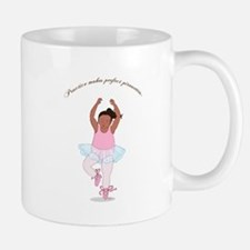 Practice Makes Perfect Pirouettes Mug