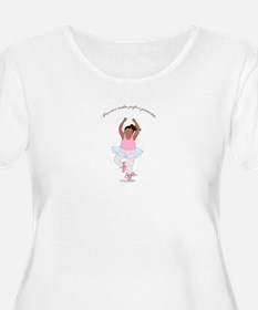 Practice Makes Perfect Pirouettes T-Shirt