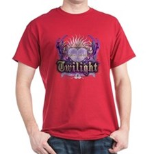Twilight Violet Chantilly Heart T-Shirt