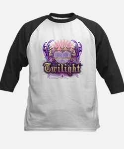 Twilight Violet Chantilly Heart Tee