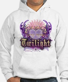 Twilight Violet Chantilly Heart Hoodie
