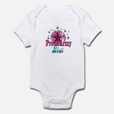Stars Brat-Girl Infant Bodysuit