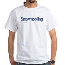Facebook Snowmobile Shirt