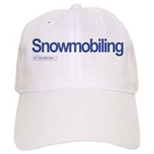 Facebook Snowmobile Hat