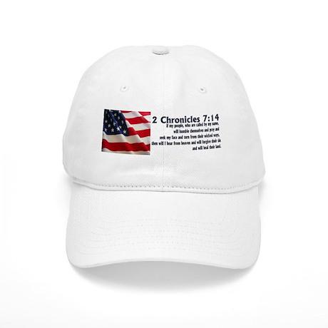 2 Chronicles 7:14 Cap