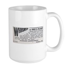 whisky cure Mugs