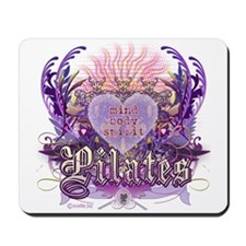 Pilates Chantilly Lace Mousepad