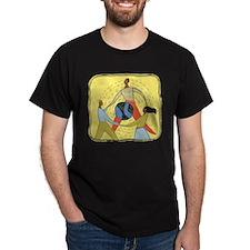Celebrate Earth Black T-Shirt