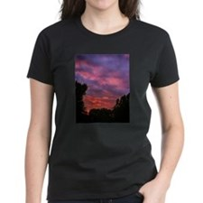 Cloudy Sunset Tee