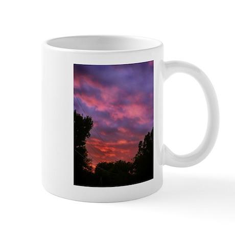 Cloudy Sunset Mug