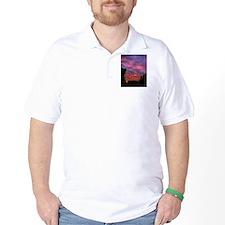 Cloudy Sunset T-Shirt