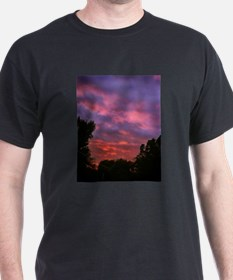 Cloudy Sunset T-Shirt