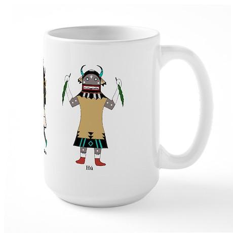 Kachina Spirit Large Mug