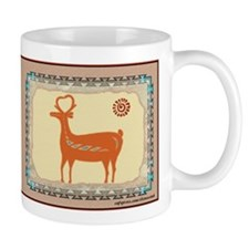 Santo Domingo Deer Mug