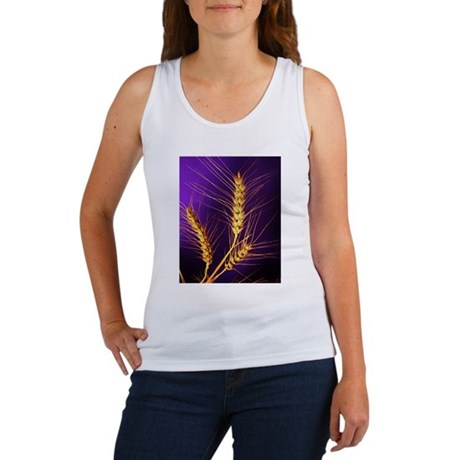 Kansas Wheat Women's Tank Top