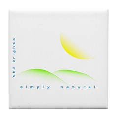 Simply Natural Tile Coaster